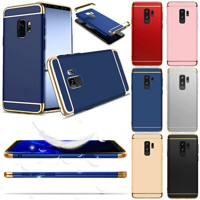 (Anti-Slip Shockproof Case Protective Hard Cover For Samsung Galaxy J4 J6 J8 2018)