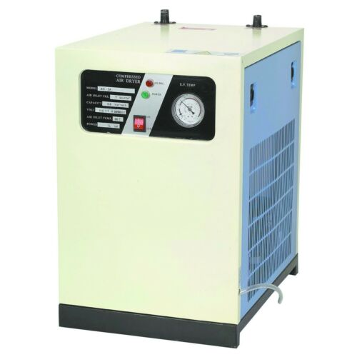 Advanced 3-in-1 Compressed Air Dryer Accommodates compressors up to 21.6 CFM