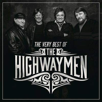 The Highwaymen - The Very Best Of CD 2016 Johnny Cash Willie Nelson New & Sealed