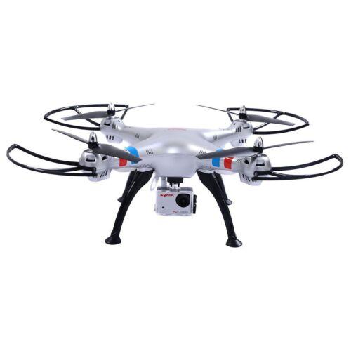 Syma X8G 4CH Gyro RC Quadcopter Explorers Drone 8MP HD Camera UAV RTF UFO Gift