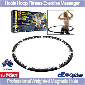 Hoola Hoop Fitness Equipment Exercise Massager Lose Leight Hula-hoop
