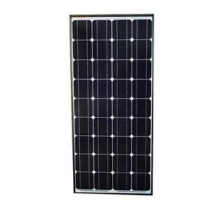 12V 100W SOLAR PANEL KIT HOME GENERATOR MONO CARAVAN CAMPING POW North Melbourne Melbourne City Preview