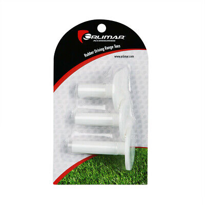 Orlimar Golf Rubber Driving Range Mat Tees Training 2