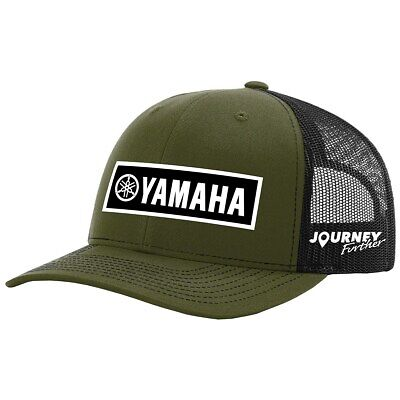 Yamaha Journey Further Hat - One Size - Genuine Yamaha - Brand New for sale  Shipping to India