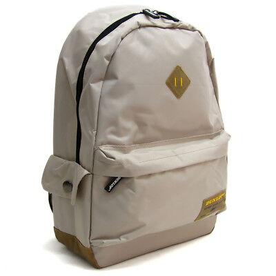 Dunlop Herren Tasche (Dunlop Rucksack Backpack Zip Top + Extra Pockets DUNSU8761SND)