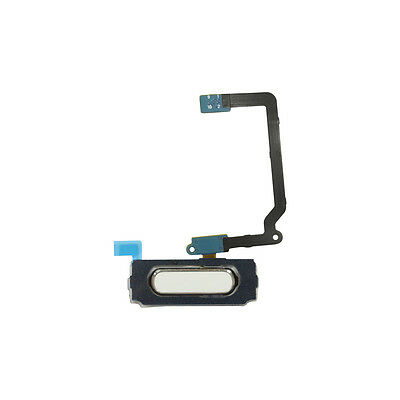 OEM White Home Key Button Flex Cable Samsung Galaxy S5 G900A G900T G900V G900P