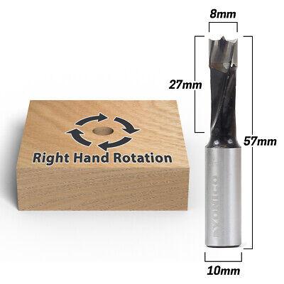 "Carbide Tipped Morris Wood Tool 3 Wing Boring Bit Forstner Style 2 3//8/"""