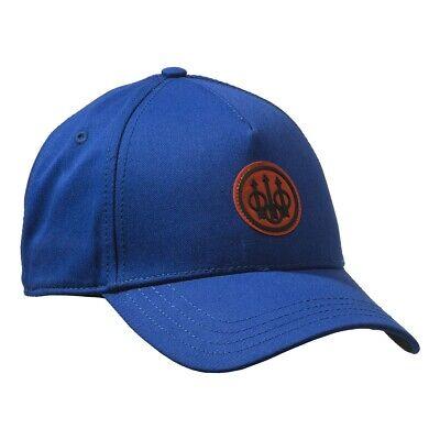 Navy Blue//White One Size BC062016600543 Beretta Men/'s Patch Trucker Hat NEW