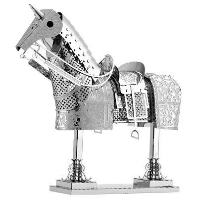 Metal Earth: Armor Horse