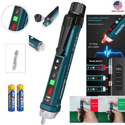 Hanmatek 121000v Ac Electrical Tester Pen Sensitivity Electrical Non-contact