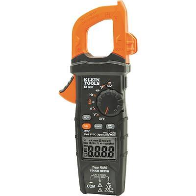 Klein 600a Acdc Clamp Meter