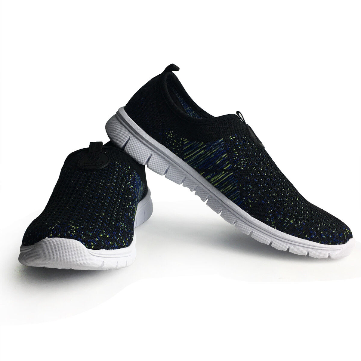Womens Casual Shoes Athletic Walking Lightweight Slip On Sneakers Summer Loafers