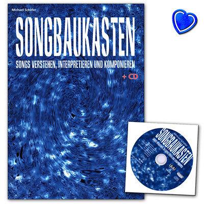 Songbaukasten mit CD - Songwriting und Liedgestaltung - Ama 610510 9783899222418