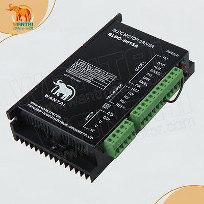 Cnc Wantai Brushless Dc Motor Driver Bldc-8015a50vdc5000rpm