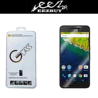 Licit Tempered Glass Screen Protector Film for Google Huawei Nexus 6P