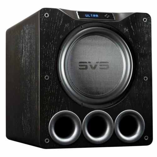 "Svs Pb16-ultra 16"" Powered Subwoofer (black Oak)"