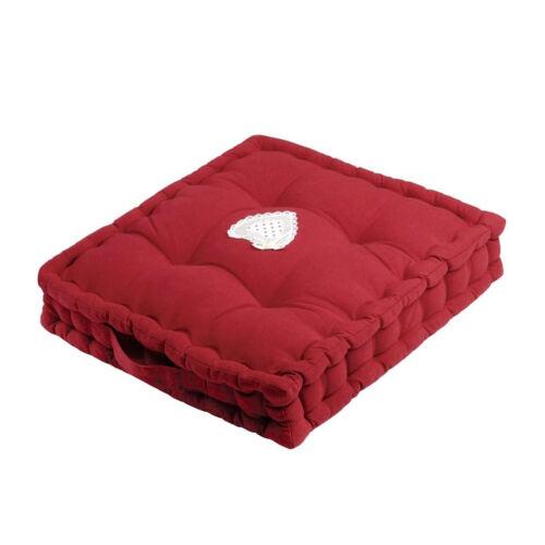 Cuscino da pavimento con manico Art. Verone 45x45 cm Q887