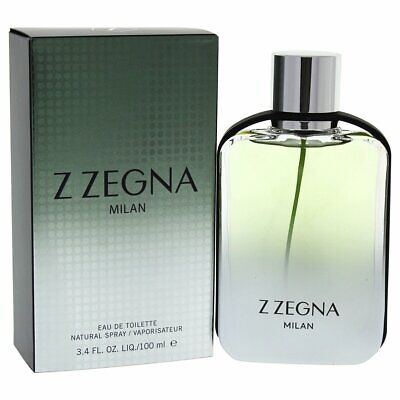 Z ZEGNA MILAN by Ermenegildo cologne foe men EDT 3.3 / 3.4 oz New in Box