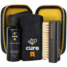 Crep Protect Cure Premium Shoe Cleaning Kit with Carrier Pouch