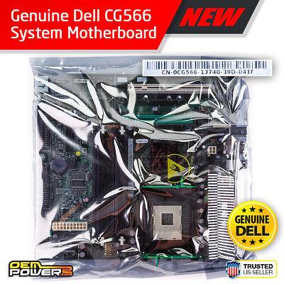 NEW DELL Optiplex GX270 Pentium 4 Motherboard SFF SDT CG566 H1489 FG011 R0786