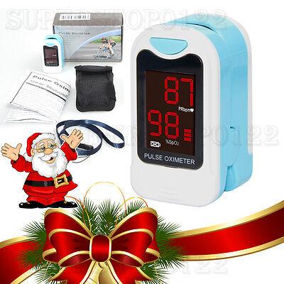 Led Fingertip Pulse Oximeter Spo2 Monitorcarry Caselanyardhot Sale Cms50m