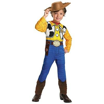 Woody Classic Disney Costume Toy Story Halloween Fancy Dress - Classic Halloween Stories