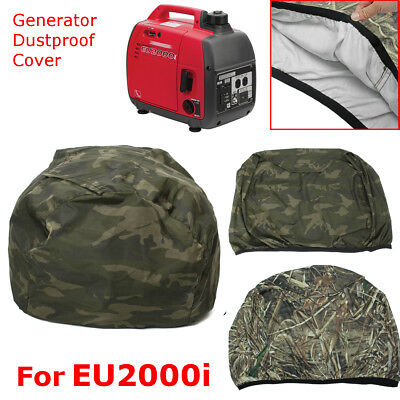 Us Generator Dustproof Uv Camouflage Outdoor Cover Protection For Honda Eu2000i