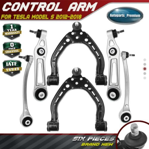 A-Premium Suspension Upper Control Arm Assembly Compatible with Tesla S 2012-2018 Front Right