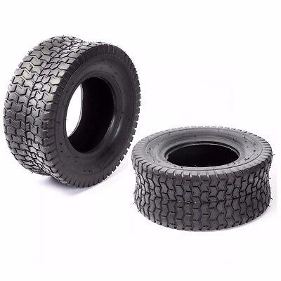 Pair 16x6 5-8 16x6 50-8 Tire 18x6 50x8 Lawn Mower