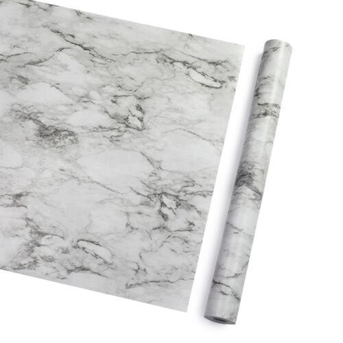 Grey Marble Wallpaper Granite Countertop Vinyl Wall Stickers