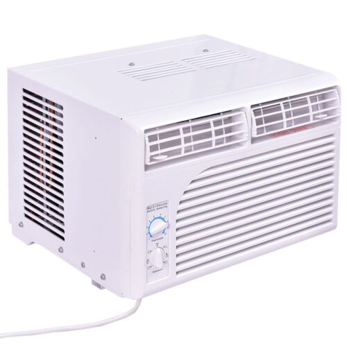 5000BTU 115V Mini Window-Mounted Air Conditioner Cooler w/Re