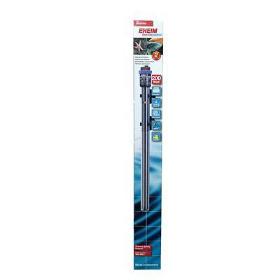 Jäger Regelheizer 200 Watt Aquarienheizer für 300-400 L Heizstab Stabheizer