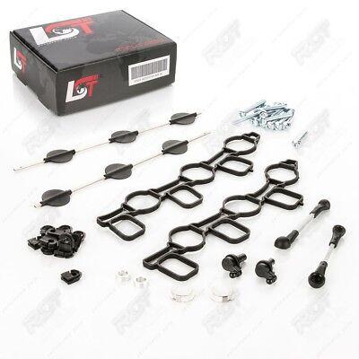 Colector de Admisión Juego Reparación Tapa Tubo Aspiración para Audi A4 A5 A6