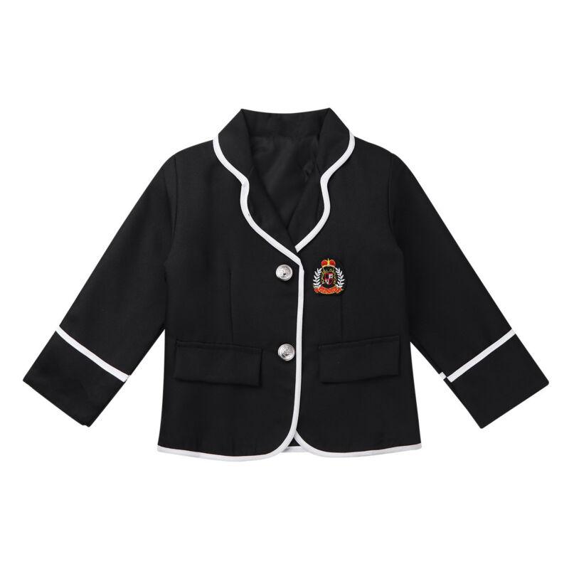 Купить Unbranded - Girls School Uniform Tutu Dress Jacket+Shirt+Skirt+Tie Costume Outfit Set 10-12Y