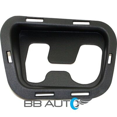 NEW RH FRONT BUMPER TOW HOOK BEZEL COVER FOR 07-13 SUBURBAN TAHOE AVALANCHE