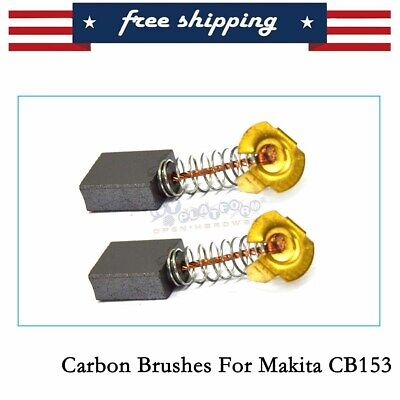 Carbon Brushes For Makita 2030 Type 1 12 Planer-jointer 2030 Type 2 12 Pla