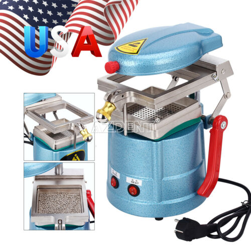 Lab Vacuum Forming Molding Machine Dental Dentist Former Heating Thermoforming