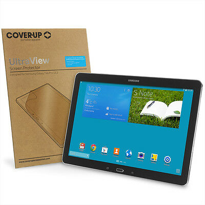 Cover-up Samsung Galaxy Tab Pro 12.2 Crystal Clear Invisible Screen Protector