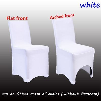 50/100PCS Spandex Lycra Chair Covers For Wedding Party Event Banquet - Decor For Wedding