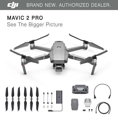 DJI Mavic 2 Pro - Hasselblad Camera - HDR Video - Brand New