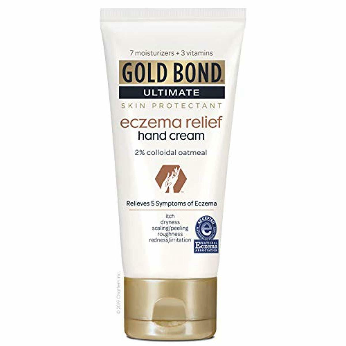gold bond eczema relief hand cream 3