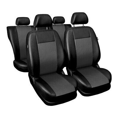 Kunstleder Auto Sitzbezüge Sitzbezug Schonbezüge für MERCEDES E W212 W213 Set