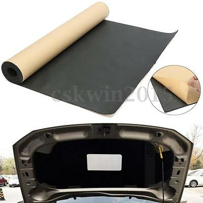 3x3ft 20mm car sound proofing deadening insulation roll foam mat acoustic panel ebay. Black Bedroom Furniture Sets. Home Design Ideas