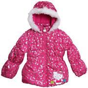Toddler Girl Winter Coat