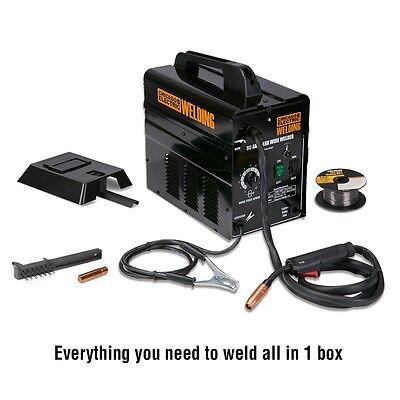 Flux 125 Welder 120v Wire Feed