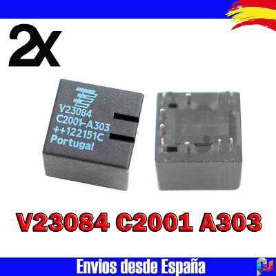 2 X RELE V23084-C2001-A303 MODULO ZKE- E46 - BMW MERCEDES AUDI CITROEN...
