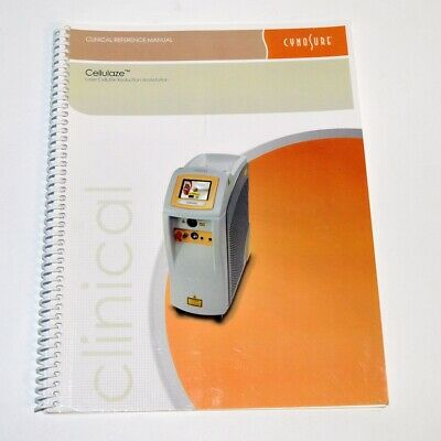 Cynosure Smartlipo Cellulaze Clinical Reference Manual User Guide 921-7014-002