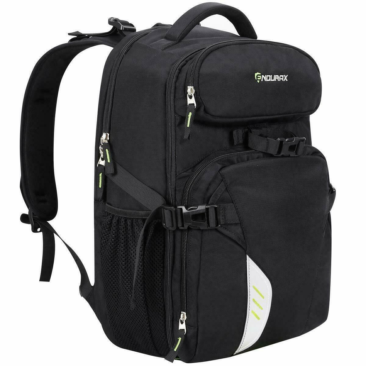 Endurax Camera Laptop Backpack for Outdoor Travel Hiking Fit