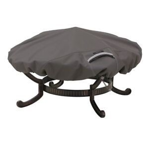 Classic Accessories Ravenna Round Fire Pit Cover