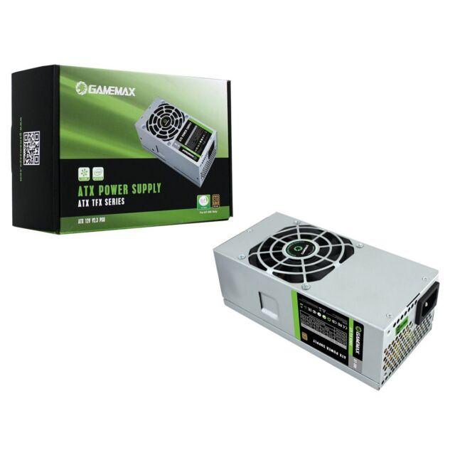 Game Max GT-300W 300W Power Supply 80 Plus Bronze